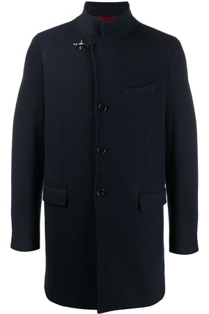 FAY Wool mix duffle jacket