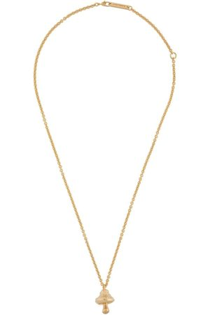 AMBUSH Necklaces - Mushroom-charm chain necklace