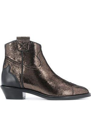 See by Chloé Glitter effect boots