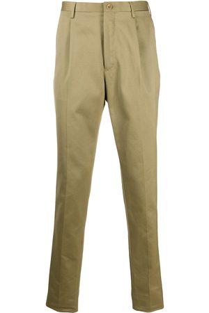 Incotex Pleat-front trousers - Neutrals