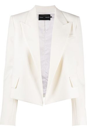 Proenza Schouler Boxy fit blazer - Neutrals