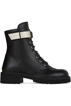 Giuseppe Zanotti Ankle length biker boots