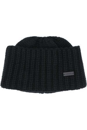 Saint Laurent Rib-knit cashmere beanie