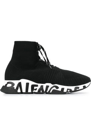 Balenciaga Lace-up sock trainers
