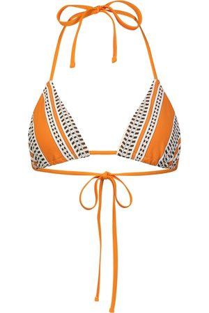 Lemlem Women Bikinis - Printed bikini top