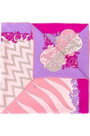 Emilio Pucci X Koché Lupa-print scarf