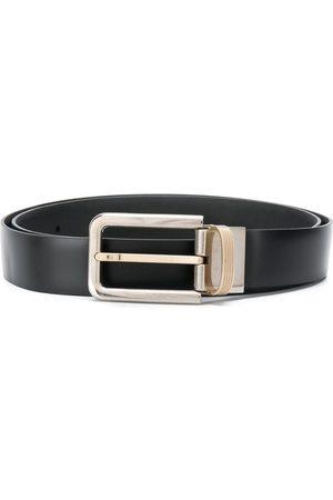 Ermenegildo Zegna Branded buckle belt