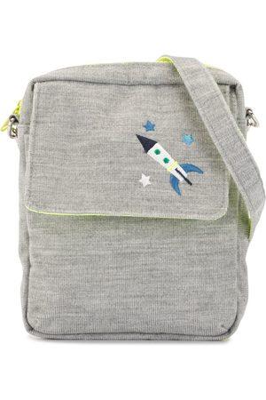 Familiar Boys Bags - Rocket shoulder bag - Grey