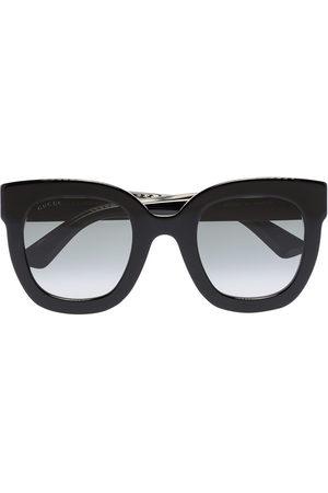 Gucci GG Star square-frame sunglasses