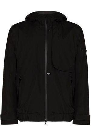 STONE ISLAND SHADOW PROJECT Gore-Tex zipped jacket