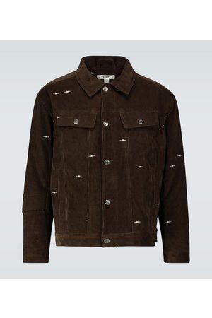 Phipps Logging star logo jacket