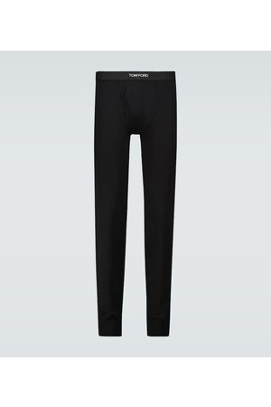 Tom Ford Long John cotton pants
