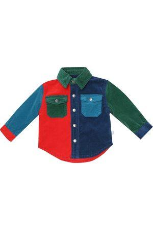 Stella McCartney Baby corduroy shirt