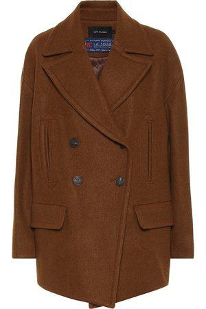 Low Classic Wool-blend coat