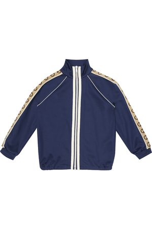 Gucci GG cotton-blend track jacket