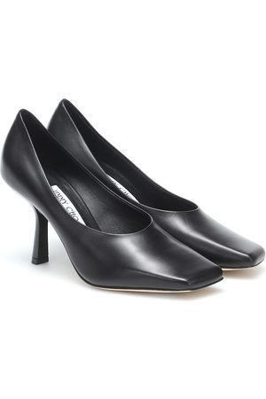 Jimmy Choo Marcela 85 leather pumps