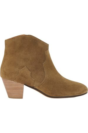 Isabel Marant Dicker heeled ankle boots