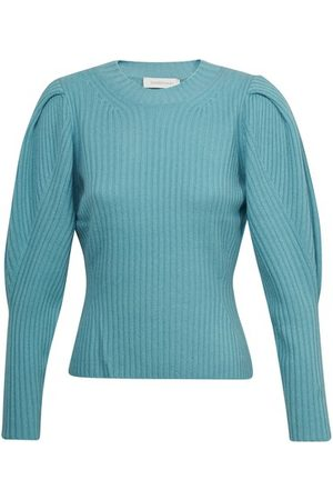 ZIMMERMANN Ladybeetle draped sweater