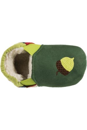 Acorn Toddler's Easy-On Animal Slippers