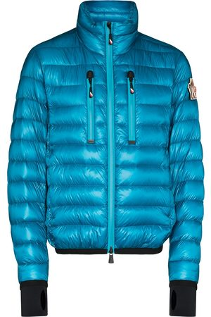 Moncler Hers zipped quilted jacket