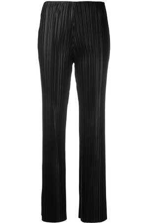 Nanushka Char pleated vegan leather trousers