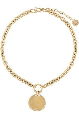 Goossens Women Necklaces - Talisman medal pendant necklace