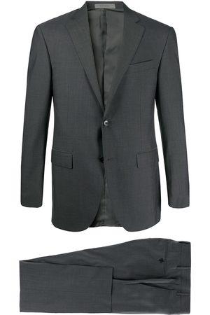 corneliani Two-piece virgin wool suit - Grey