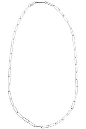 TOM WOOD Box Chain Sterling- Necklace - Mens