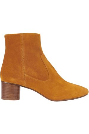 Isabel Marant Dusta heeled ankle boots