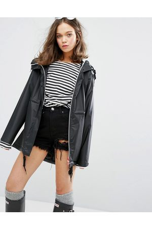 Hunter Women Rainwear - Womens original raincoat in