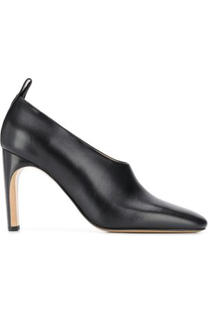 Jil Sander Square toe pumps