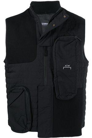 A-cold-wall* Men Gilets - Logo gilet jacket