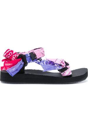 Arizona Love Women Sandals - Trekky bandana sandals