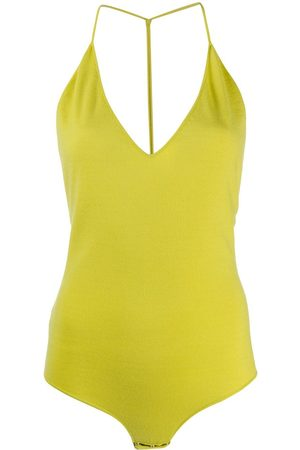Bottega Veneta Open-back sleeveless bodysuit