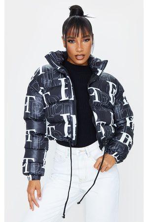 PRETTYLITTLETHING Women Puffer Jackets - Crop Puffer Jacket