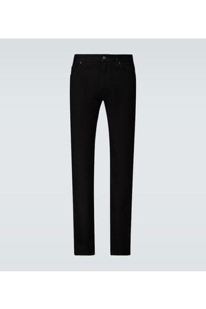 Fendi FF degrade jeans