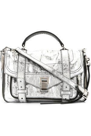 Proenza Schouler Medium PS1 crossbody bag - Metallic