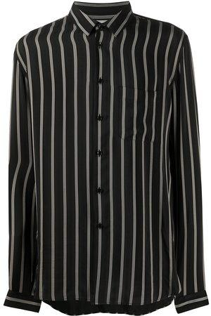 Saint Laurent Silk pinstripe shirt