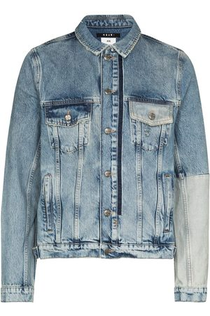 KSUBI Jinx contrast denim jacket