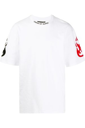 Vision Of Super Reflective Double Fire T-shirt