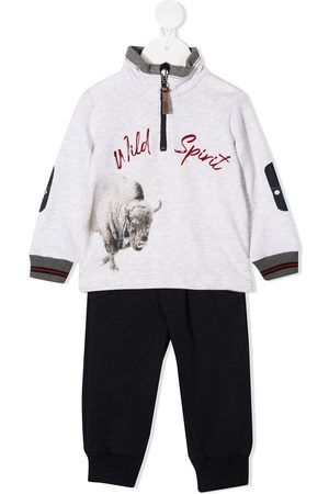 Lapin House Athletic slogan tracksuit