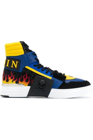Philipp Plein Phantom Kick$ high-top sneakers