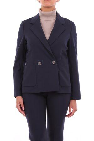Cappellini Blazer Women polyester - virgin wool - elastane