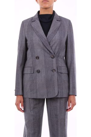PESERICO SIGN Blazer Women Fantasy virgin wool - viscose - elastane and polyester