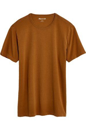 Madewell Men's Garment Dyed Allday Crewneck T-Shirt