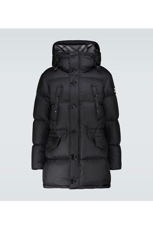 Burberry Lockwood longline puffer jacket