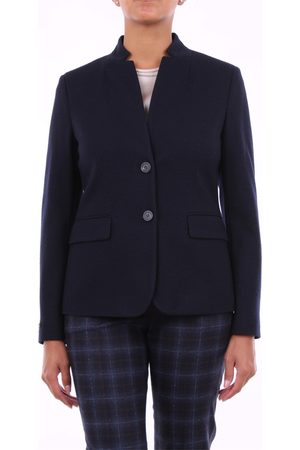 PESERICO SIGN Blazer Women virgin wool - cotton - polyamide fiber