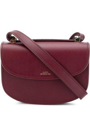 A.P.C. Women Shoulder Bags - Mini Genève crossbody bag