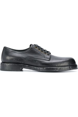 Dolce & Gabbana Horsehide derby shoes