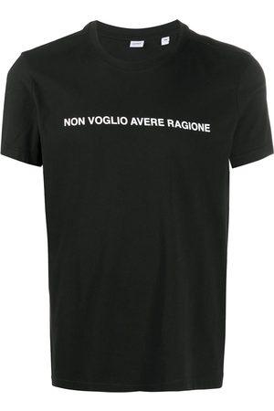 Aspesi Men T-shirts - Slogan t-shirt